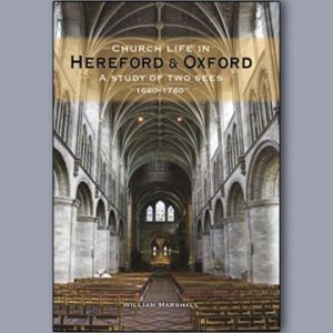 Church life in Hereford and Oxford